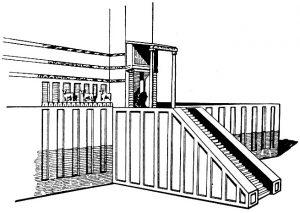 Храм в Эль-Обейде. Реконструкция.