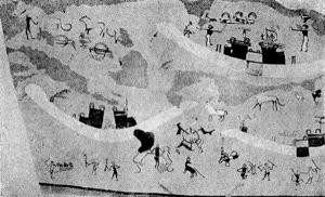 Гробница вождя в Иераконполе