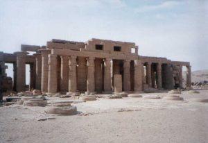 Ансамбль Рамзеса III в Мединет-Абу