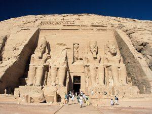 Большой храм в Абу-Симбеле