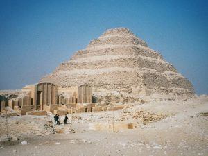 Заупокойный ансамбль фараона Джосера