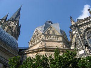 Дворцовая капелла в Ахене