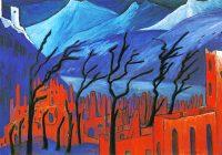 Экспрессионизм. Деятельность художественной группы «Мост» и объединения «Синий всадник»