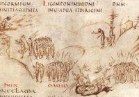 Искусство раннего средневековья (дороманское искусство). Островная школа миниатюры. «Каролингское возрождение»