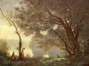 Коро, Жан-Батист-Камиль. Воспоминание о Мортефонтене. 1864