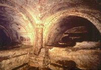 Общая характеристика раннехристианского искусства. Катакомбы. Римские базилики