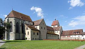 Монастырь Райхенау