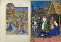 Поклонение волхвов в миниатюрах Жана Фуке (Часослов Этьена Шевалье  1452-1460) и братьев Лимбург (Великолепный часослов герцога Беррийского 1410-1411) — сравнительный анализ