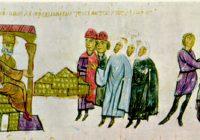 Византийская книжная миниатюра