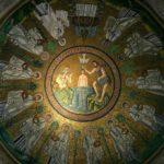 Арианский баптистерий Крещение Господне Купол