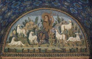 Галла Плацидия Добрый Пастырь