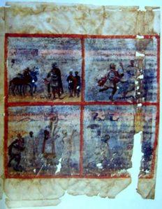 Кведлинбургская Итала - Саул и Самуил