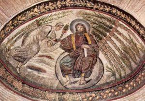 Передача ключей от Царства Небесного Петру