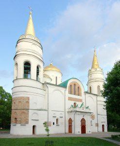 Черниговский Спасо-Преображенский собор