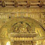 Санта Мария Маджоре Триумфальная арка и апсида