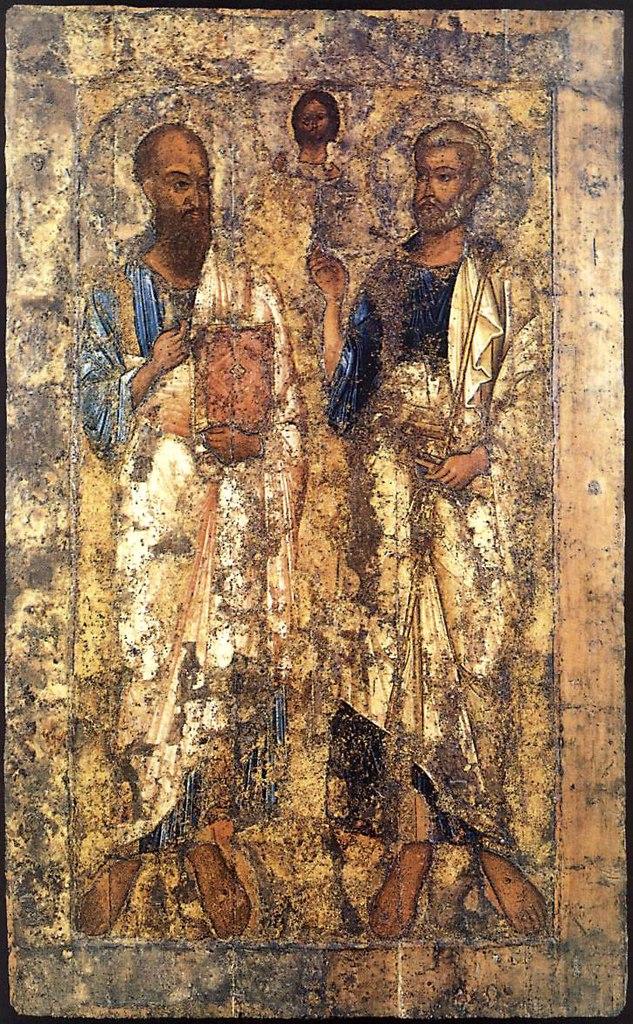 Древнерусское искусство — атрибуция