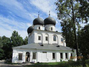 Собор Рождества Богородицы Антониева монастыря