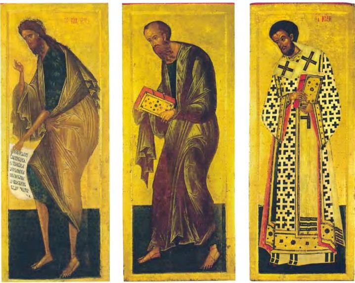 Особенности древнерусского искусства: особенности по содержанию