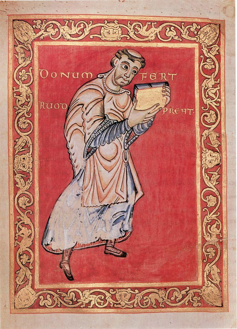 Кодекс Эгберта (Кодекс Трира, Молитвенник Гертруды)