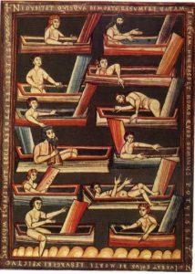 Вышеградский кодекс. Воскресение из мертвых. 1083