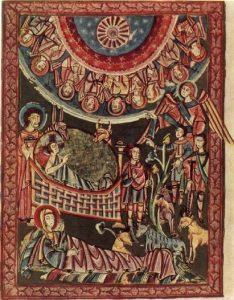 Вышеградский кодекс. Рождество. 1083