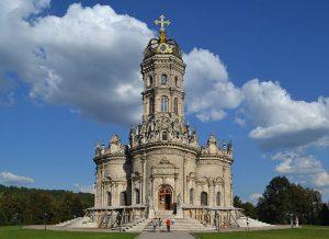 Церковь Знамения в Дубровицах. 1690–1704, Подольск