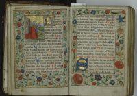 Немецкие рукописные молитвенники в виртуальной выставке РНБ