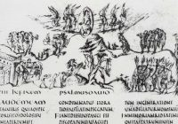 Каролингский ренессанс. Архитектура. Монументальная живопись и книжная миниатюра