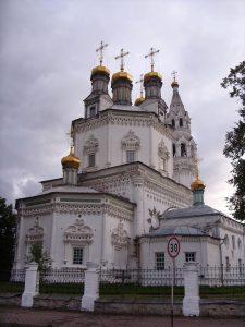 Троицкий собор в Верхотурье (1703–1712)