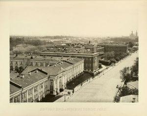 Лефортовский (Петровский) дворец (1697–1699; мастер Дмитрий Аксамитов)