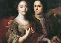 Русское искусство XVIII века — периодизация