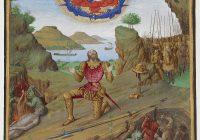 Часослов Этьена Шевалье ( 1452—1460, Жан Фуке)