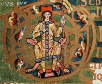 Вышеградский кодекс (1085, Emmerames, Бавария \ Клементинум, Прага)