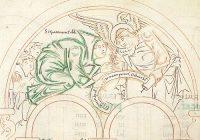 Псалтирь Эадуи \ Псалтирь Арундела (1012-1023, Кентерберри)