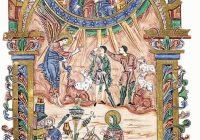 «Миссал Роберта Жюмьежского» (Руанский Кодекс) — 1006-1023 Кентерберри\Руан, Городская библиотека