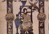 Евангелие Гримбальда (1012 — 1023, Винчестер \ Британская библиотека, Add MS 34890)
