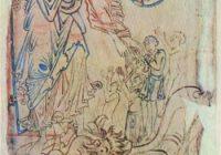 Котонианская Псалтирь (ок. 1050, Винчестер \ Лондон, Британский музей, Cotton MS. Tiberius C.vi)