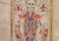 Саутгемптонская Псалтирь (к. 10 – нач. 11 вв. , Кембридж, Колледж св. Иоанна)