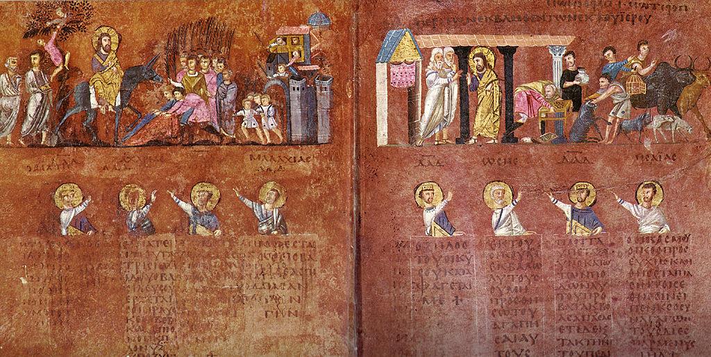 Der Einzug nach Jerusalem