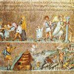 Een miniatuur uit de 6de eeuw over Jozef en zijn broeders