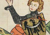 Манесский кодекс (1305-1340 гг., Цюрих \ библиотека Гейдельбергского университета)