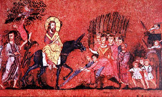 Enrty Jerusalem