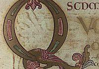 Евангелие из Йорка (ок. 990 — 1020, Минстерский собор, Йорк / Кентерберри)