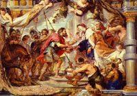 Ветхий Завет: Авраам, Сарра, Агарь. Жертвоприношение Авраама. Авраам и три ангела