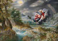 Ветхий Завет — Бог-отец, Рай, Сотворение мира