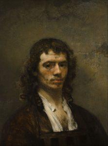 Автопортрет (ок. 1645)