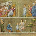Иосиф и жена Потифара, фрагмент