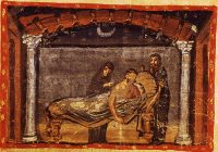 Позднеантичные и раннехристианские миниатюры. Переход от свитка к кодексу