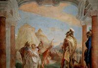 Агамемнон и Клитемнестра
