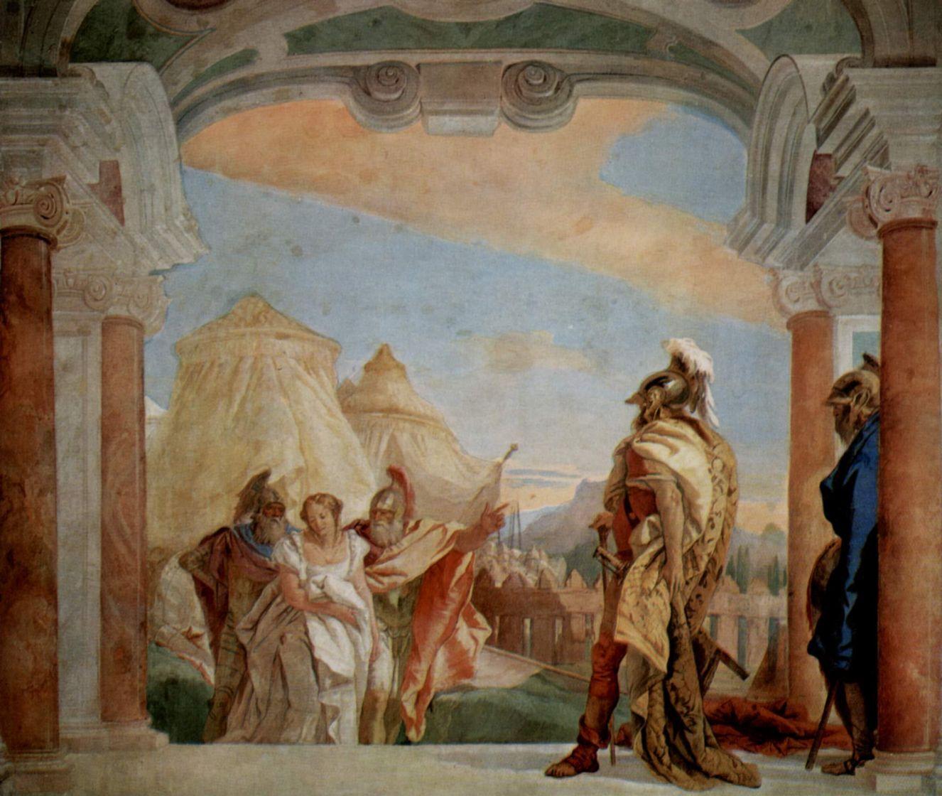 Библейские сюжеты в искусстве доклад 5804